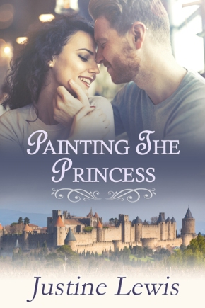 AllyOopDesigns-cover-PaintingthePrincess-JustineLewis-FINAL-500px